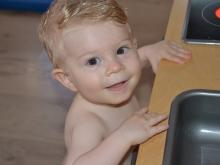 Ethan-14 mois et demi